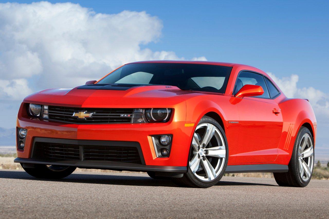 All Chevy chevy cars 2012 : Chevrolet developing million-horsepower Camaro | Autoblopnik