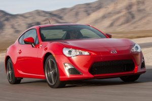 2013 Scion FR-S, yesterday