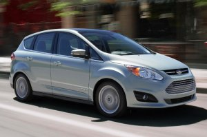 2013 Ford C-Max Hybrid, yesterday