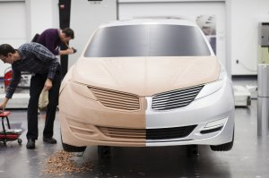 Some people designing a Lincoln, yesterday