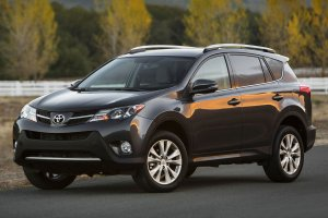 A 2013 RAV4 that isn't actually a 2013 RAV4, yesterday