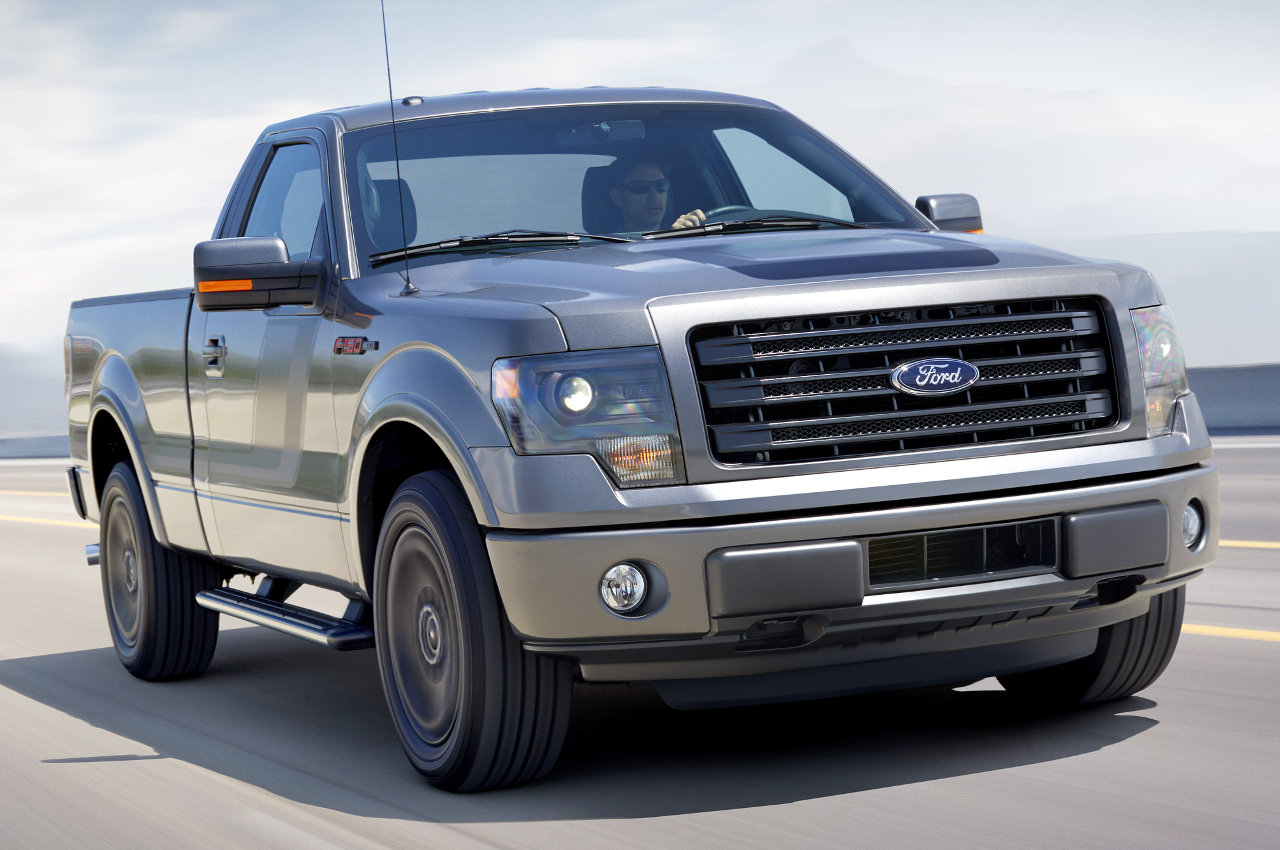 F 150 Tremor >> Ford Launches Moderate Disaster Lineup With F 150 Tremor