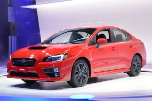 The 2015 WRX and its lame-ass transmission, yesterday
