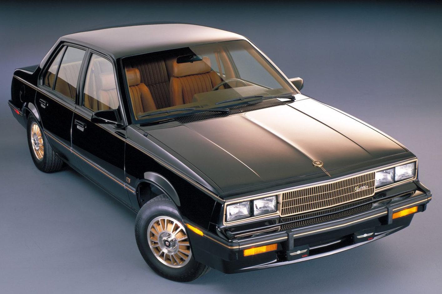 Cimmaron on General Motors 60 V6 Engine