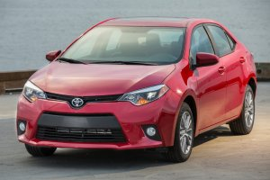 A Toyota Corolla expected to be recalled by GM tomorrow, yesterday