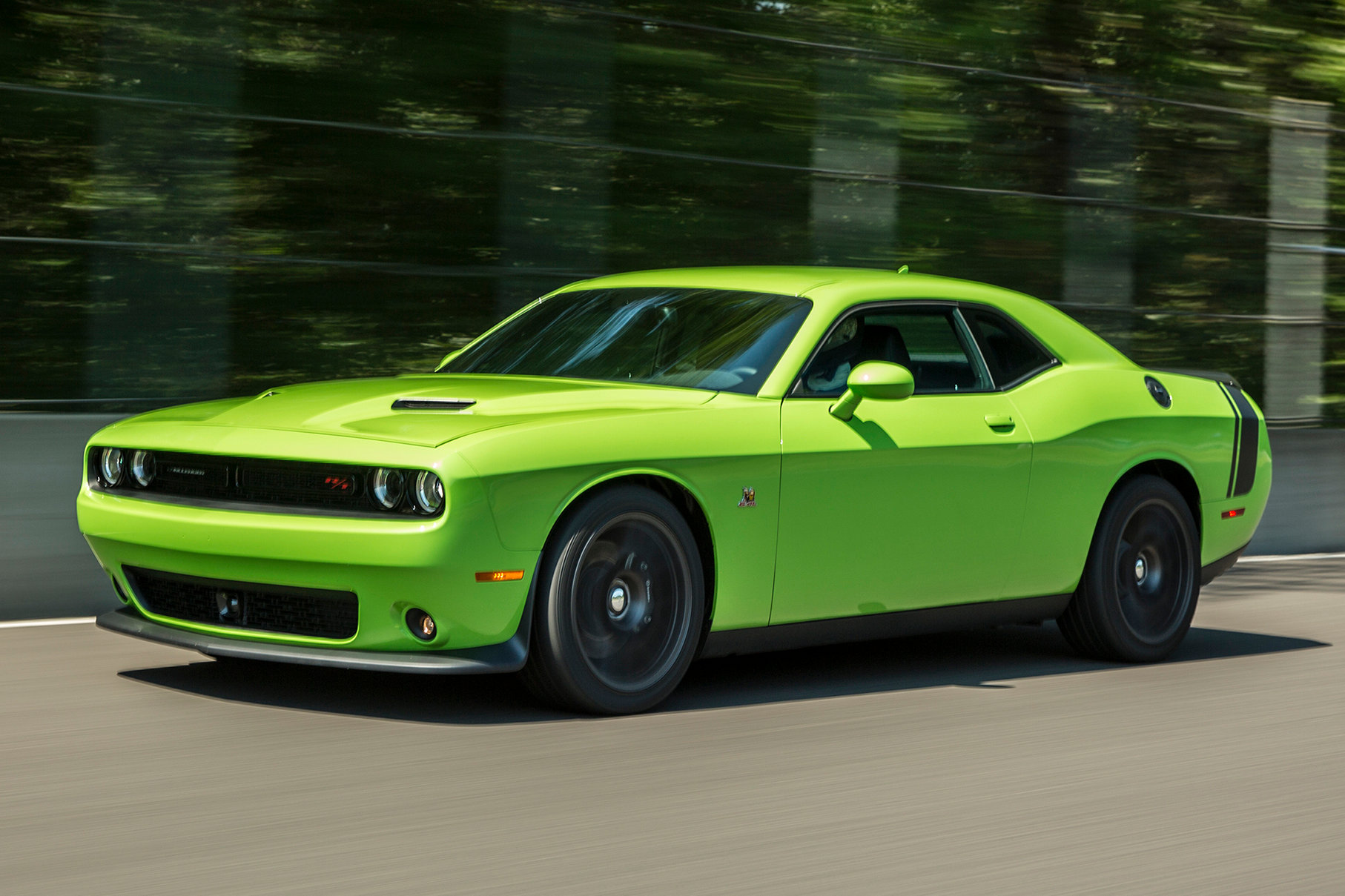 Challenger on Car And Driver Challenger Hellcat