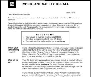 general motors recalls its recalls autoblopnik. Cars Review. Best American Auto & Cars Review