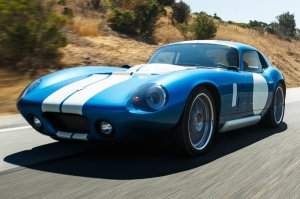 The Renovo Coupe, yesterday