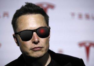 Elon Musk, yesterday