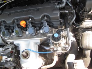 Hodna Civic Engine