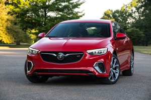 The 2018 Buick Reliant SS, yesterday